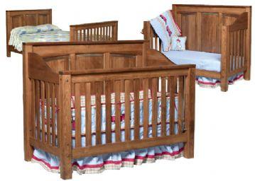 American Baby Classics Jackson Convertible Crib With